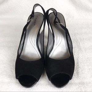 Tahari Sling Back Heels